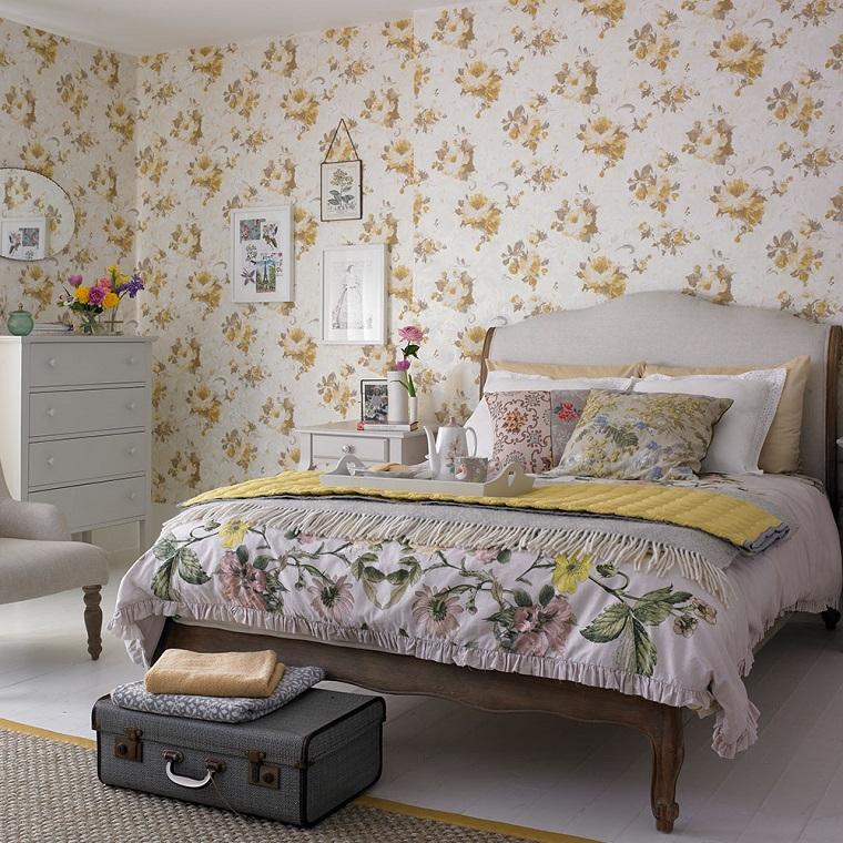 Camere da letto country idee e consigli sull 39 arredamento - Camere da letto country chic ...