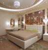 camere-per-ragazze-letto-ecopelle-bianco