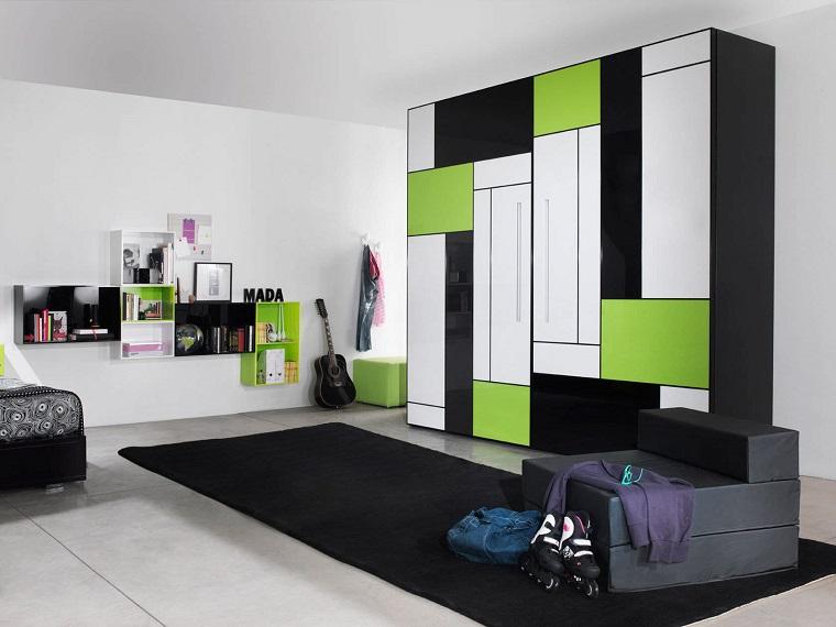 camerette-per-ragazze-arredamento-moderno