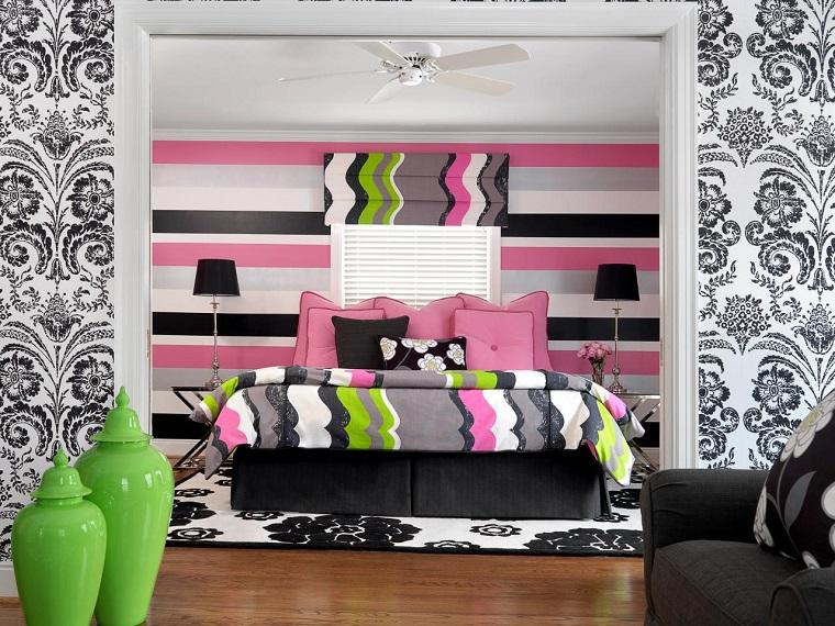 camerette-per-ragazze-colori-vivaci