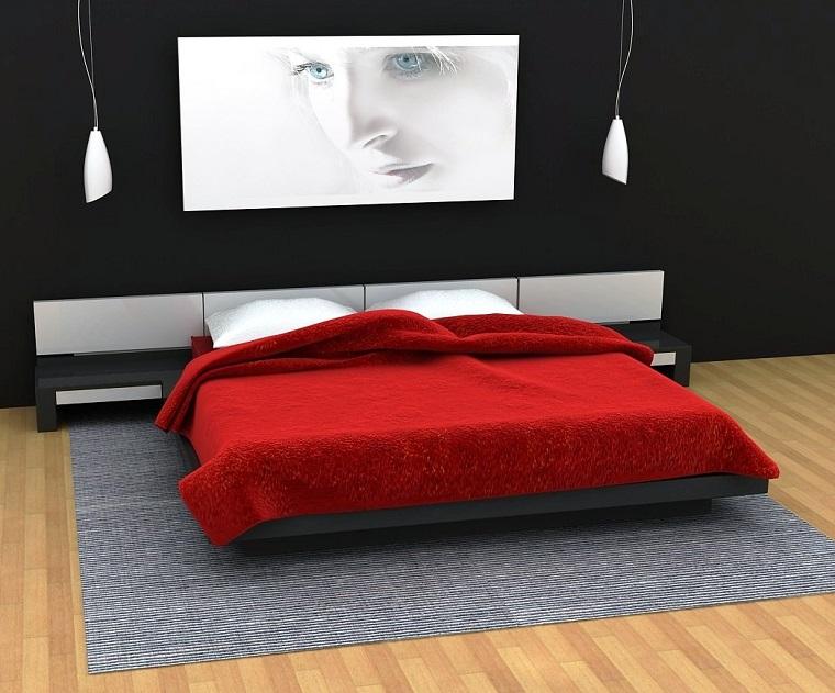 Pareti colorate camera da letto ad ogni colore uno stato d 39 animo - Pareti camera da letto colorate ...