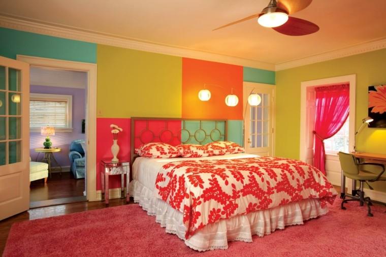 colori-pareti-camera-da-letto-colori-vivaci