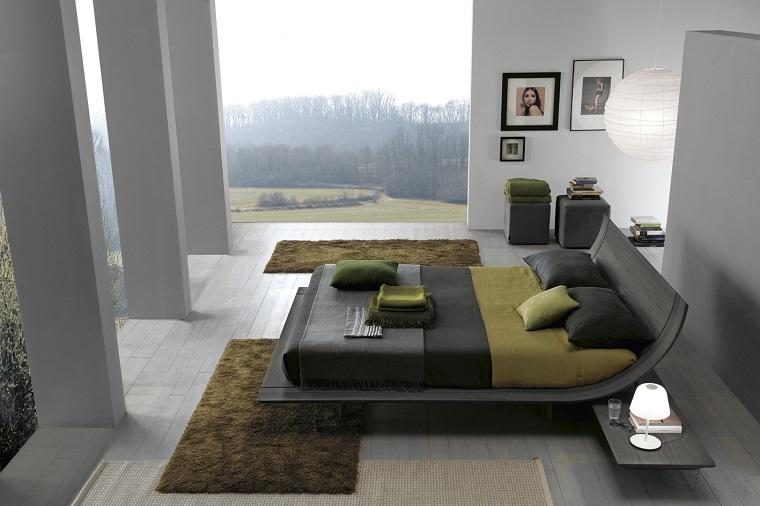 Colori camera da letto 10 sfumature di grigio per la zona pi intima - Colori camera da letto pareti ...