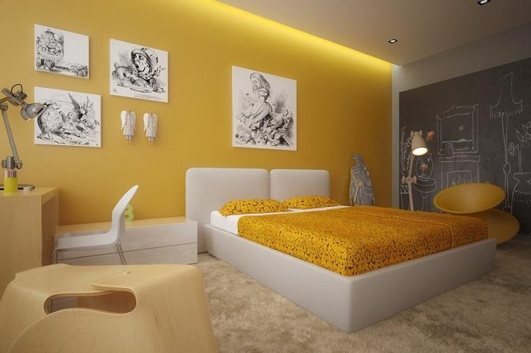 colori-pareti-camera-da-letto-idea-giallo