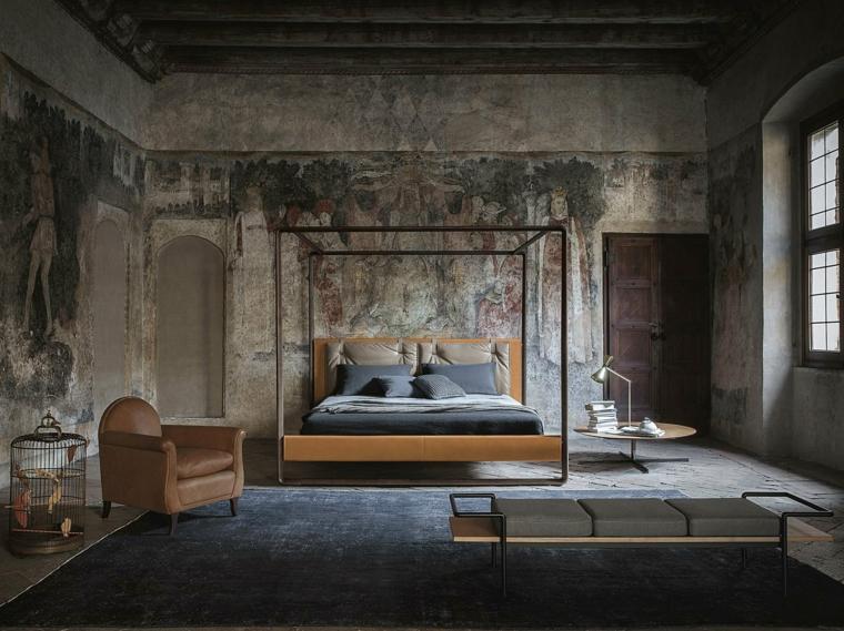 colori-pareti-camera-da-letto-idea-originale-decorazione