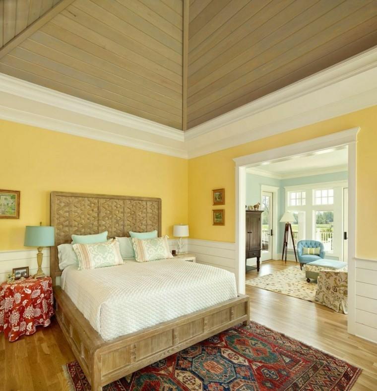 Colore pareti camera da letto come scegliere le tonalit - Colori camera da letto pareti ...