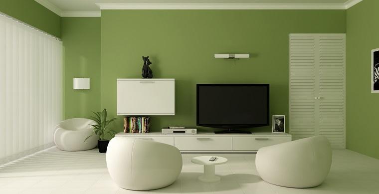 colori pareti casa-salvia-living
