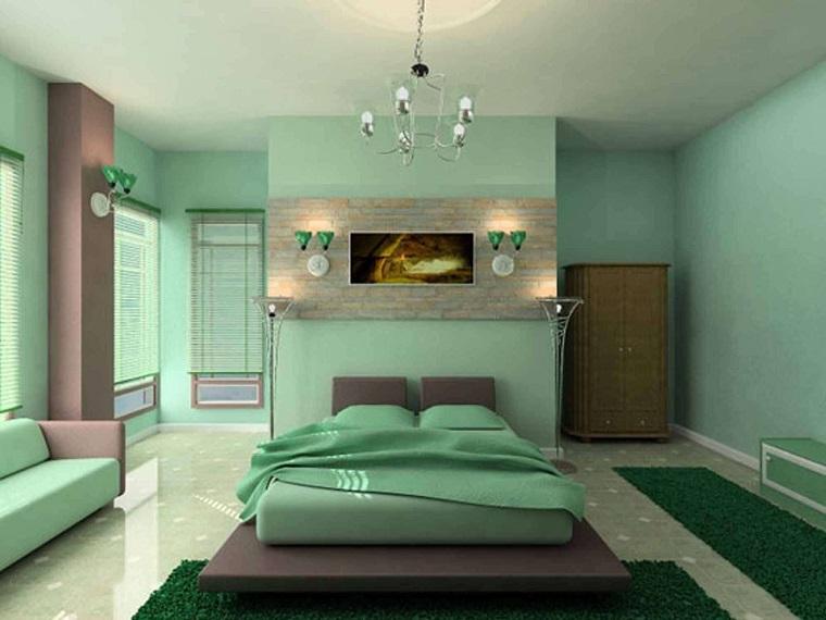 colori-pareti-verde-acqua-camera
