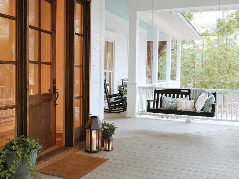 come-arredare-una-veranda-stile-classico