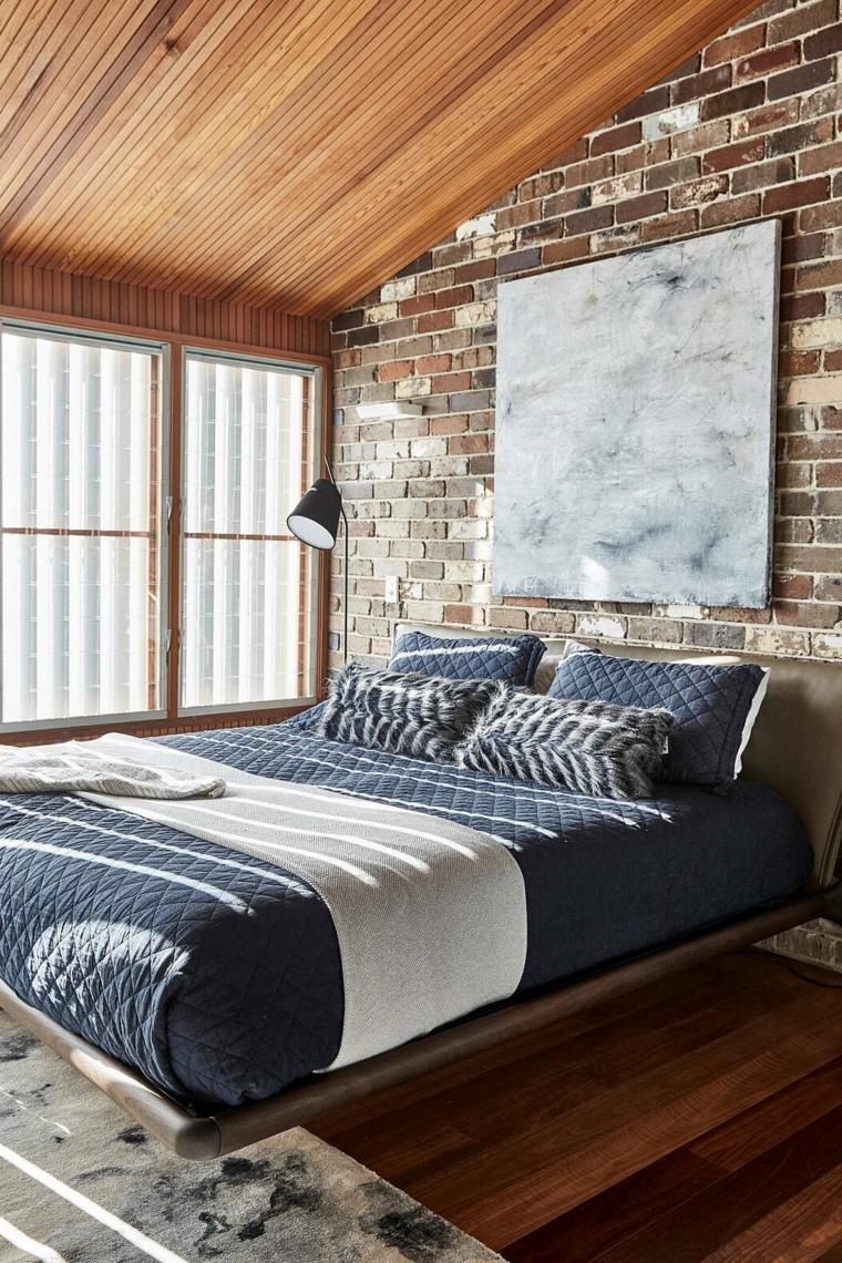Pavimenti Camere Da Letto Moderne ▷ 1001 + idee per colori camera da letto chiari e scuri
