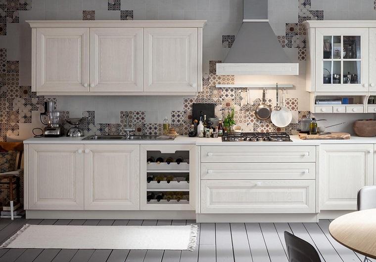cucina-arredamento-colore-bianco-stile-country