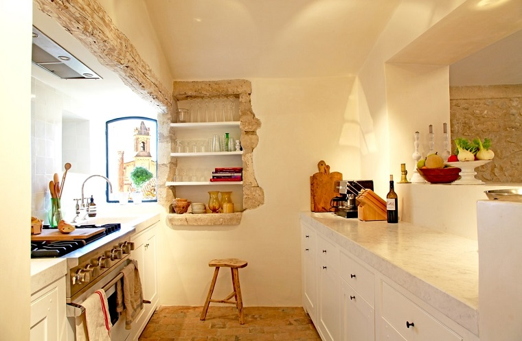 cucina-arredamento-stile-country