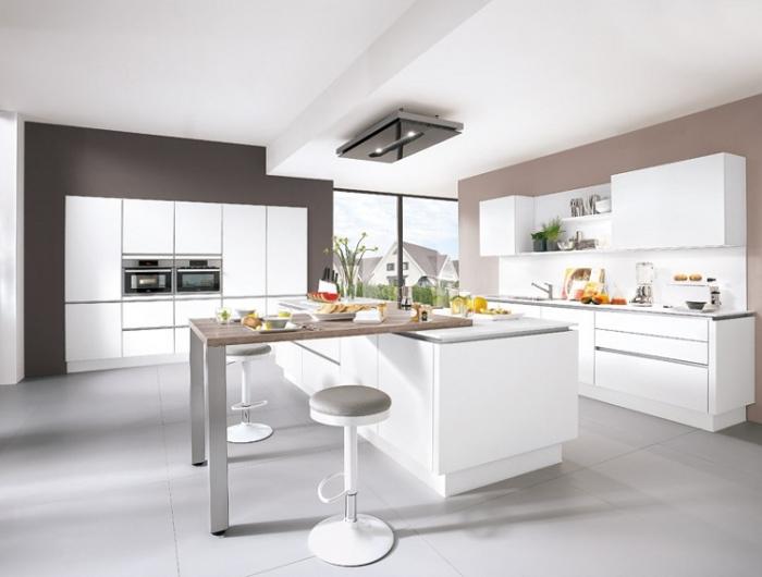 cucina bianca: 10 idee di arredamento moderno per ogni gusto ed ... - Arredamento Moderno Design