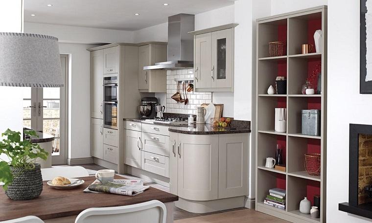 Cucine classiche bianche una soluzione chic evergreen - Cappa cucina bianca ...