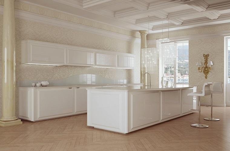 cucina-classica-bianca-design-essenziale