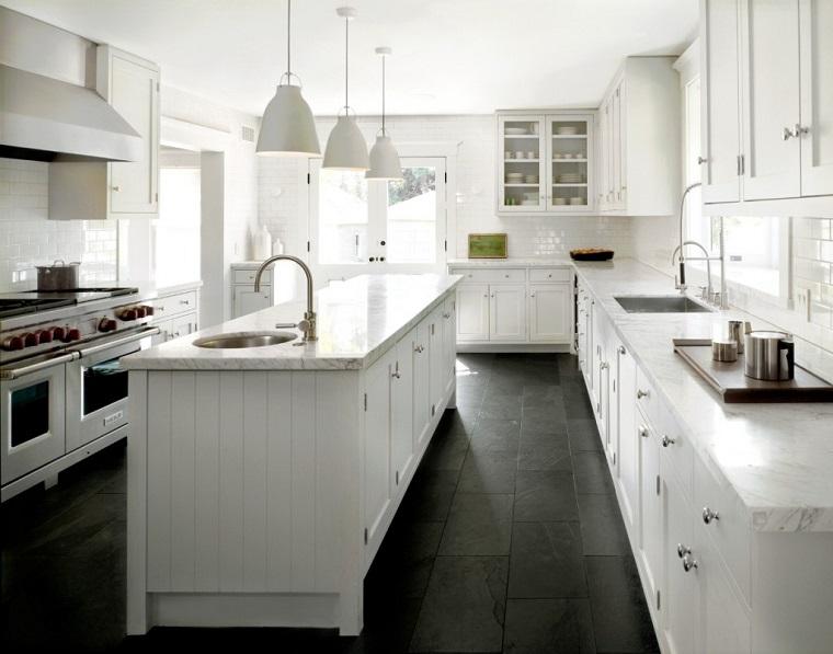 Pavimenti per cucina classica elegant piastrelle da cucina