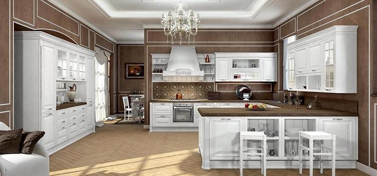 Cucine provenzali 10 idee di arredamento elegante e - Stile provenzale cucina ...