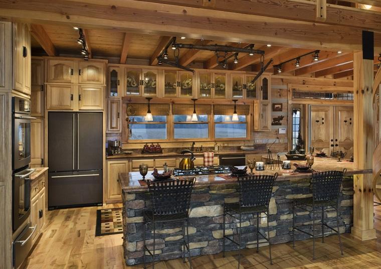 Cucine stile rustico: il sapore dei tempi antichi in casa vostra ...
