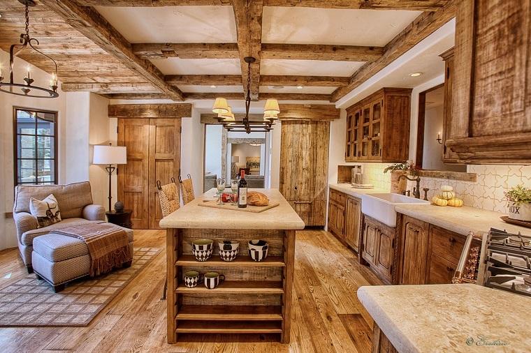 cucina-rustica-vista-colore-chiaro