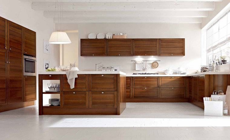 Piastrelle cucina arte povera cucine mobilturi produzione cucine