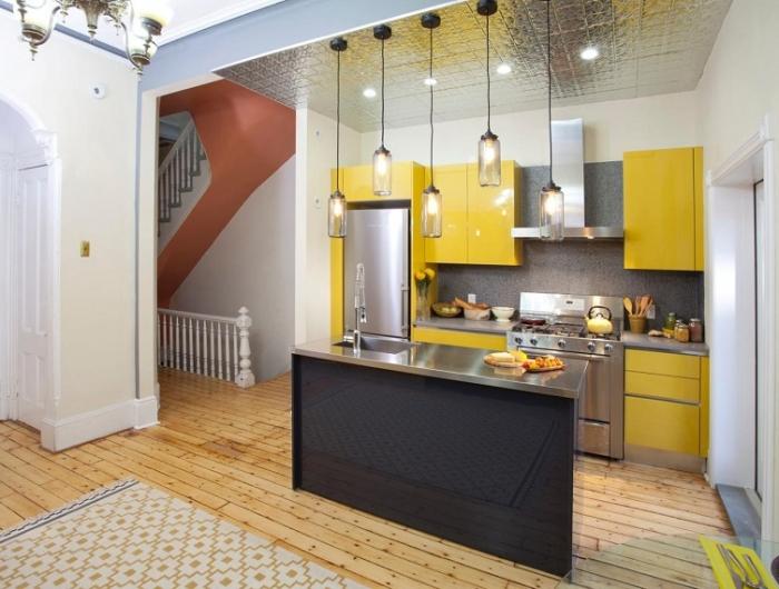 Cucine piccole con isola: una soluzione più che possibile! - Archzine.it
