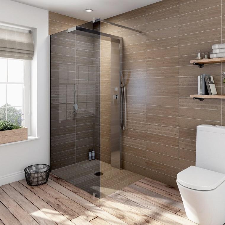 Docce in muratura le soluzioni migliori per risolvere i for Bagno moderno doccia