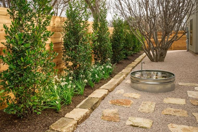 giardino-stile-rustico-pietra