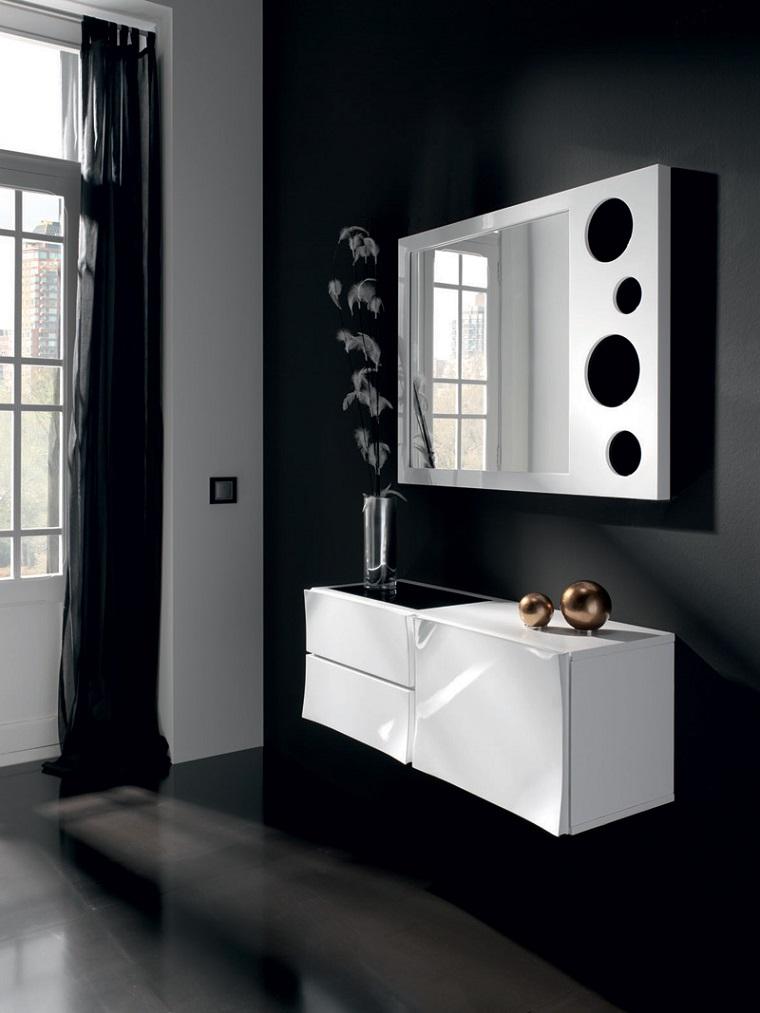 Ingressi moderni come realizzare un 39 entrata dal design - Muebles de recibidor modernos ...