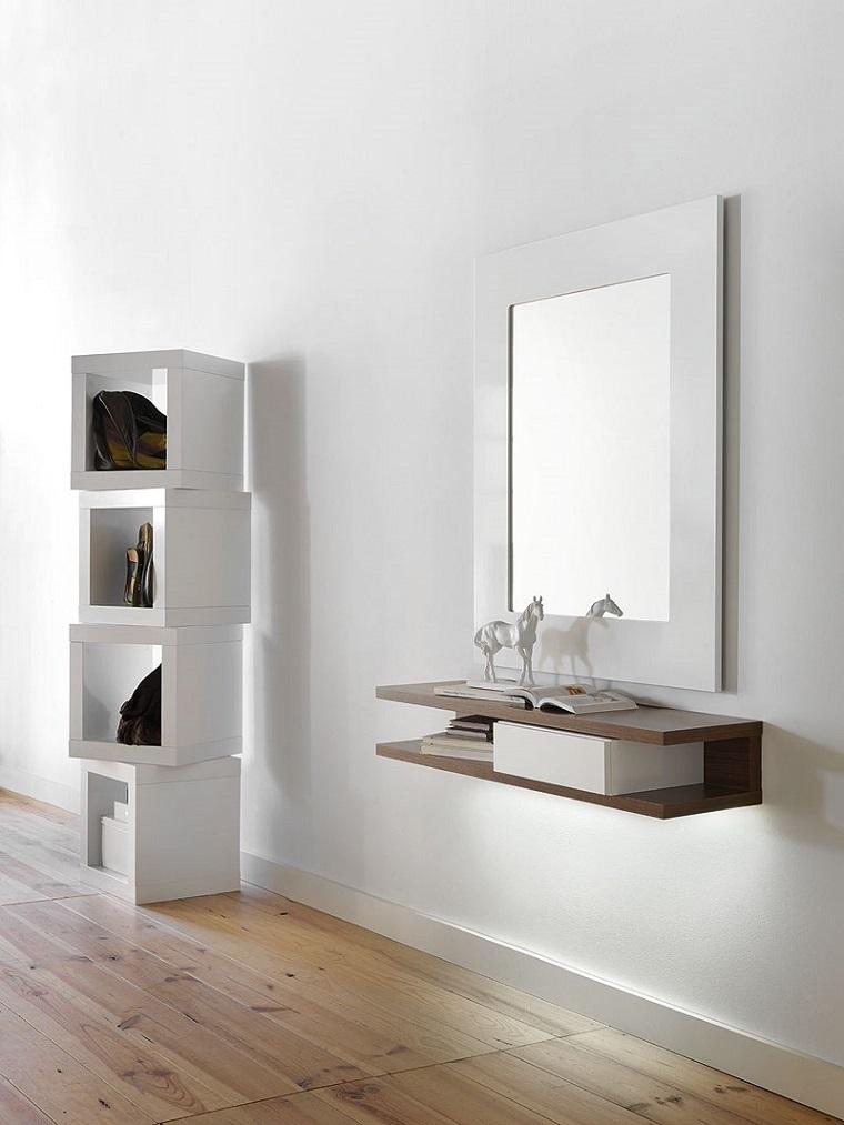 Ingressi moderni come realizzare un 39 entrata dal design for Ingresso casa moderno