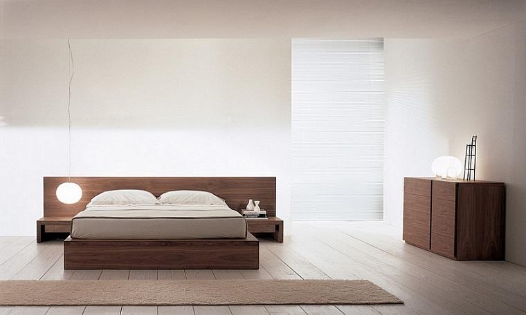 minimal-style-camera-letto-design-arredamento