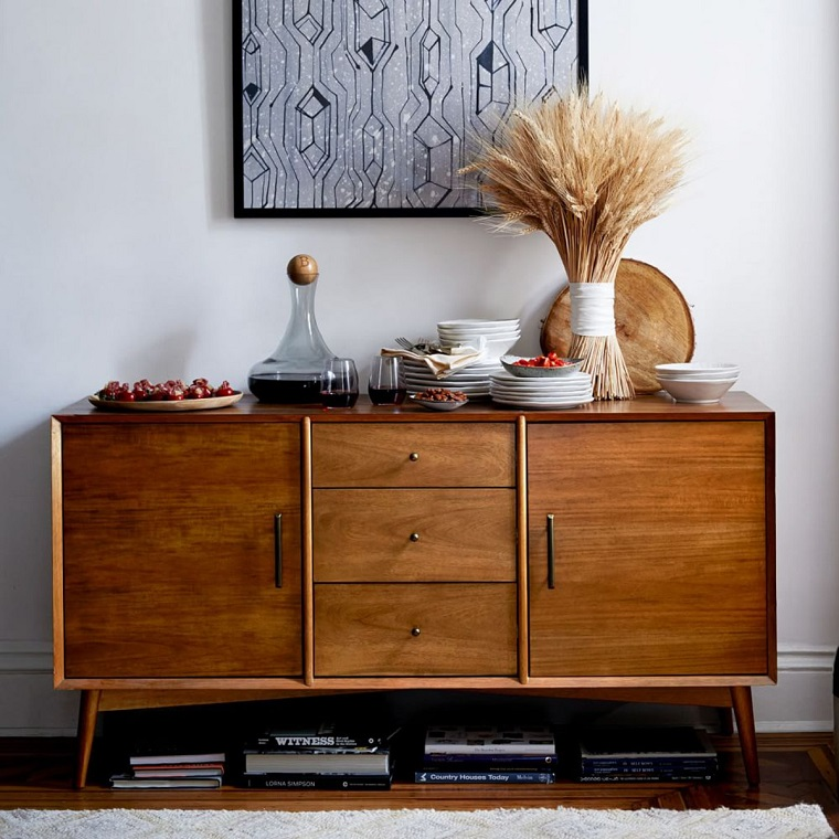 Stile anni 60 ecco come decorare il living con tocchi for Mobili anni 60