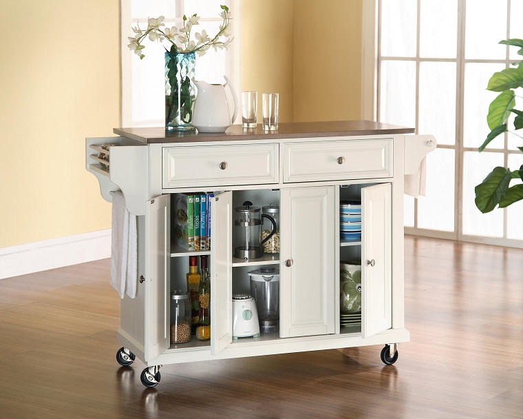 mobili-moderni-carrello-cucina