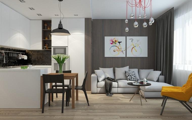 monolocale-design-moderno-lampadari-sospensione
