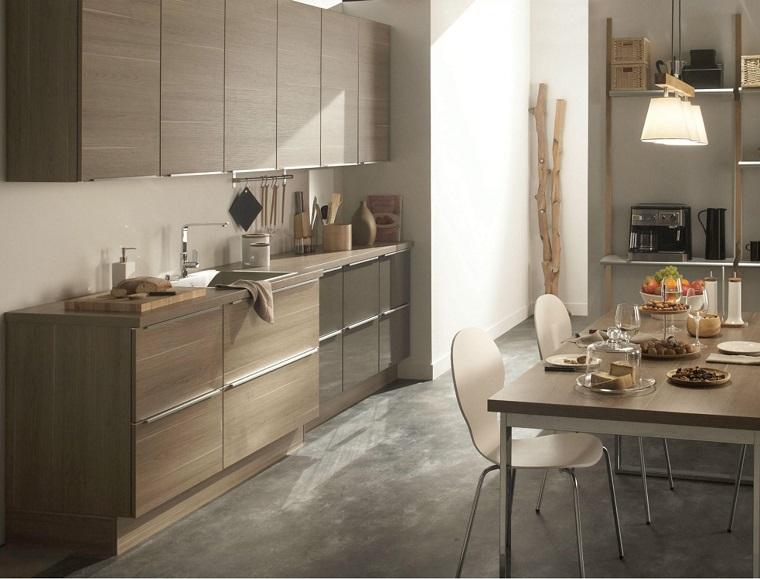parete-tortora-idea-cucina-minimal