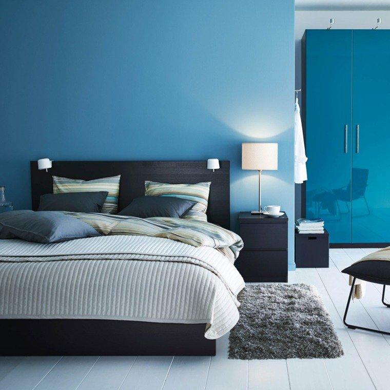 Camera da letto blu le tonalit pi belle per la zona for Arredamento per la camera da letto