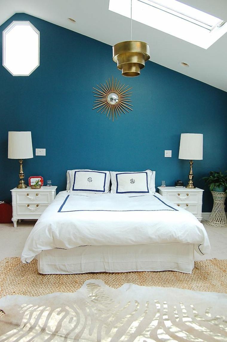 Camera da letto blu le tonalit pi belle per la zona for Aggiunta camera da letto separata