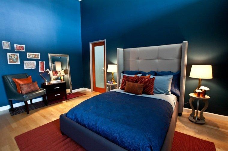Camera Da Letto Blu : Camera da letto blu: le tonalità più belle per la zona notte