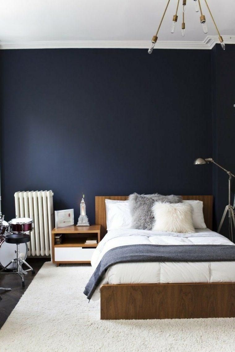 Camera da letto blu: le tonalità più belle per la zona notte ...