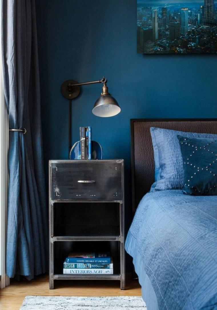 Camera da letto blu le tonalit pi belle per la zona notte - Camera da letto donatella ...