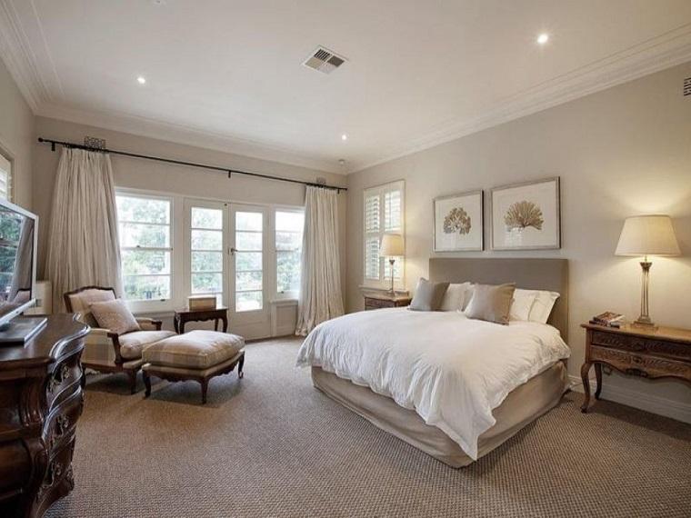 Pareti colorate camera da letto ad ogni colore uno stato for Pareti colorate moderne