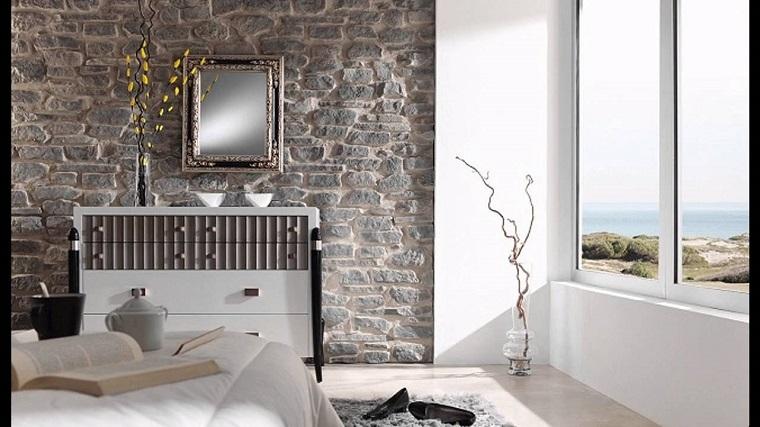 Pareti interne in pietra: un punto d'accento per qualsiasi spazio - Archzine.it