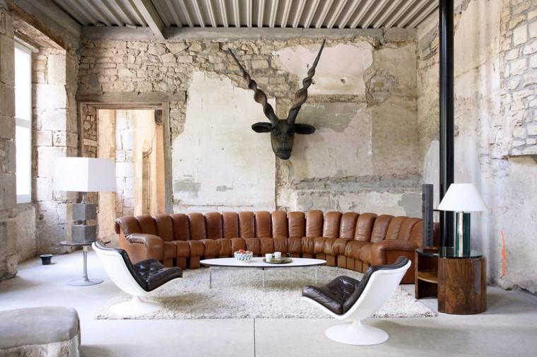 Pareti in pietra 20 idee per cambiare ogni ambiente della for Idee per l arredamento della casa
