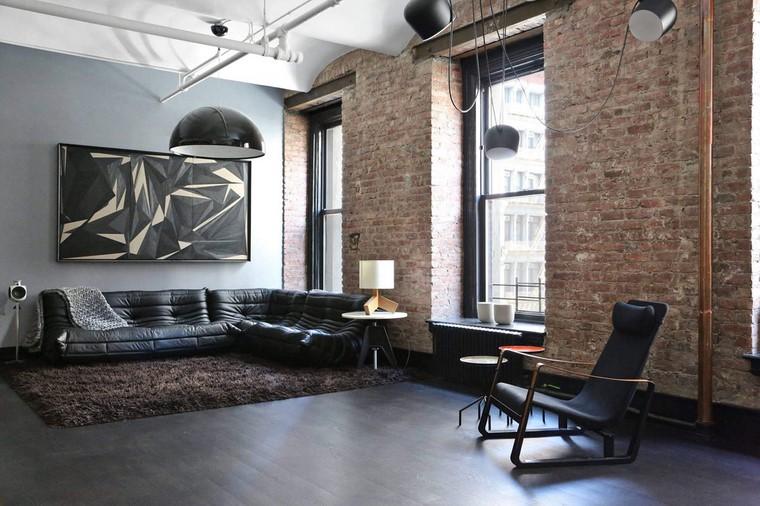 Pareti Soggiorno In Pietra : Pareti in pietra idee per cambiare ogni ambiente della casa