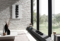 Pareti interne in pietra: un punto d'accento per qualsiasi spazio