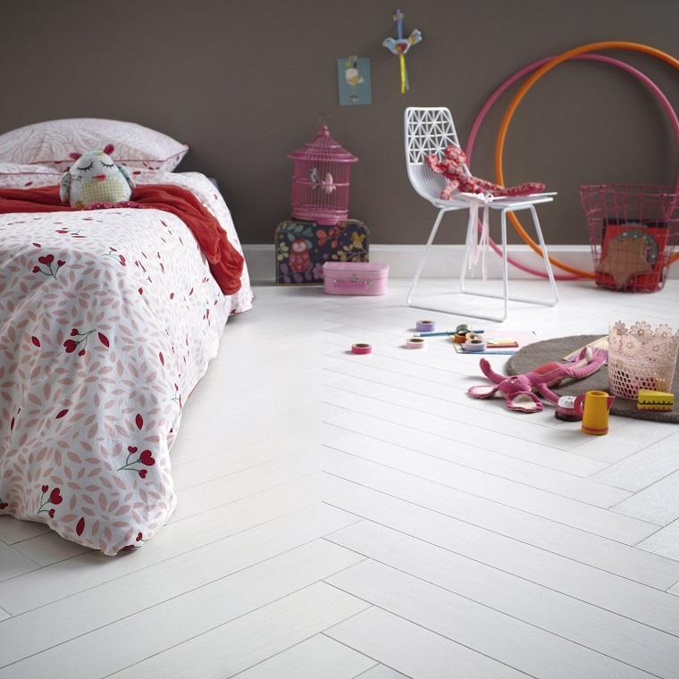 parquet-cameretta-colore-bianco-design