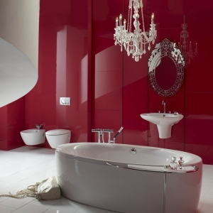Rivestimento bagno moderno: dalle piastrelle ai pannelli, le ultime tendende