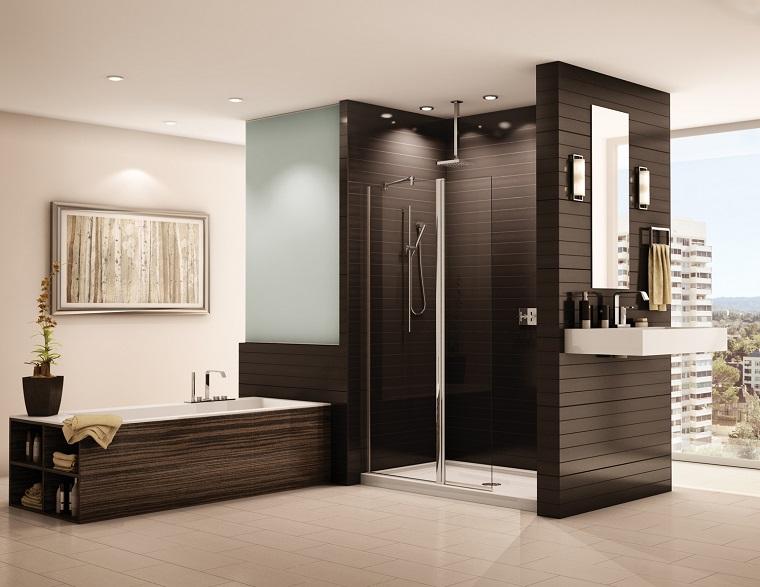rivestimenti bagni moderni-effetto-legno