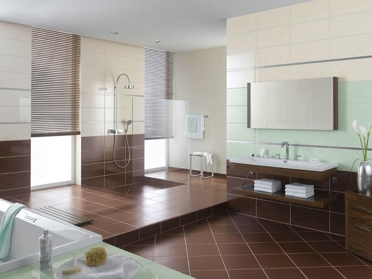 Rivestimenti bagni moderni proposte per ogni gusto ed esigenza - Bagni piastrelle moderne ...