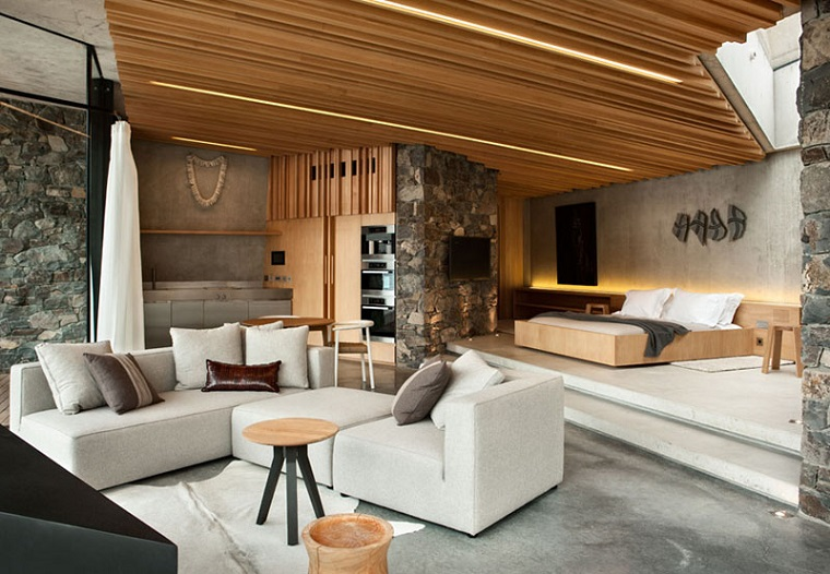 soffitti in legno-design-open-space