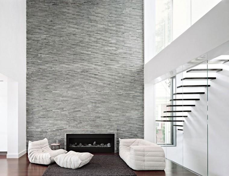 Pareti in pietra: 20 idee per cambiare ogni ambiente della casa - Archzine.it